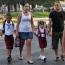 Mientras los niños y niñas cubanos van a laescuela….